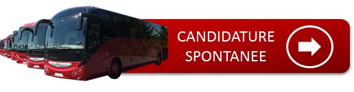 CANIDATURE SPONTANEE