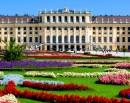 Palais Schonbrunn à Vienne en Autriche.
