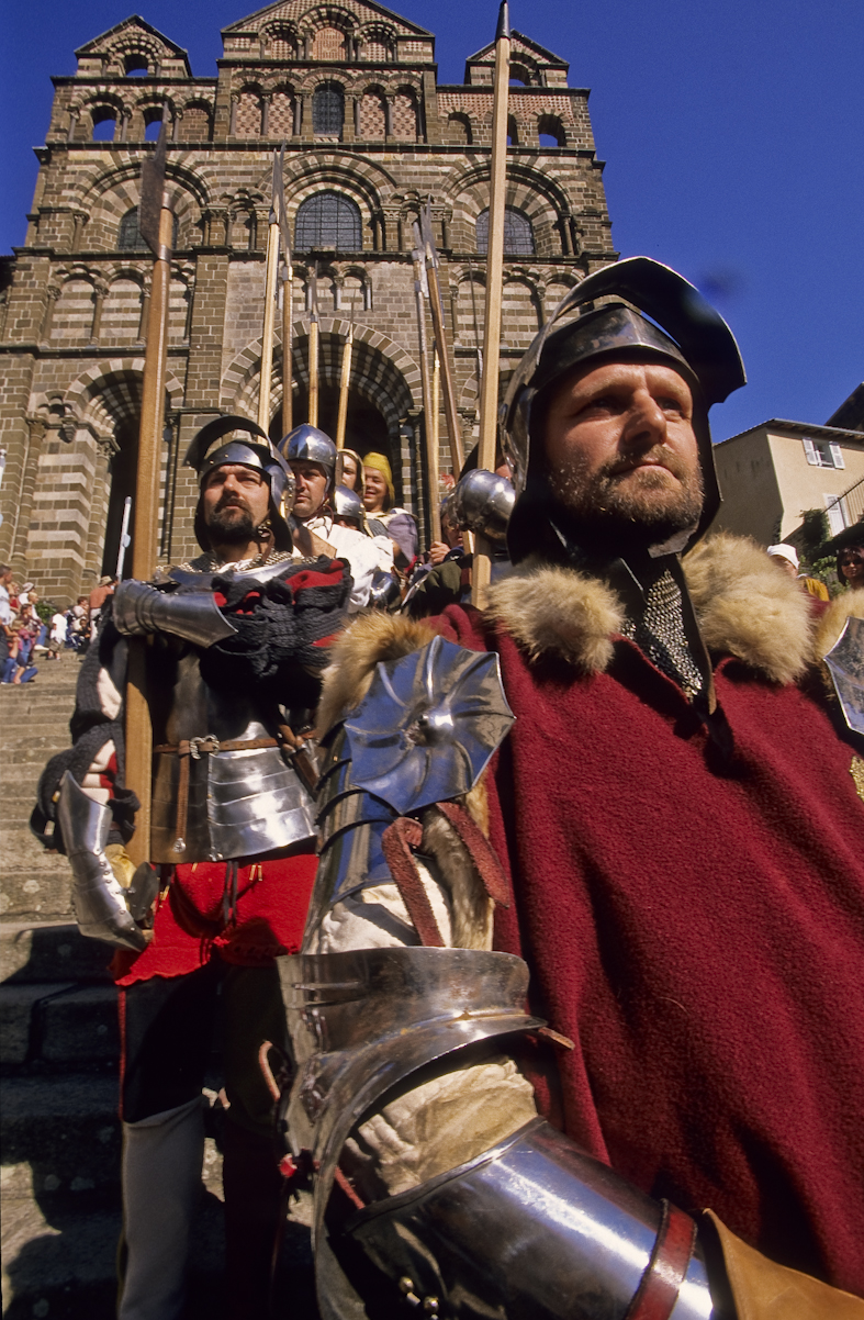 Le Puy-en-Velay - Les ftes du Roi de l'Oiseau